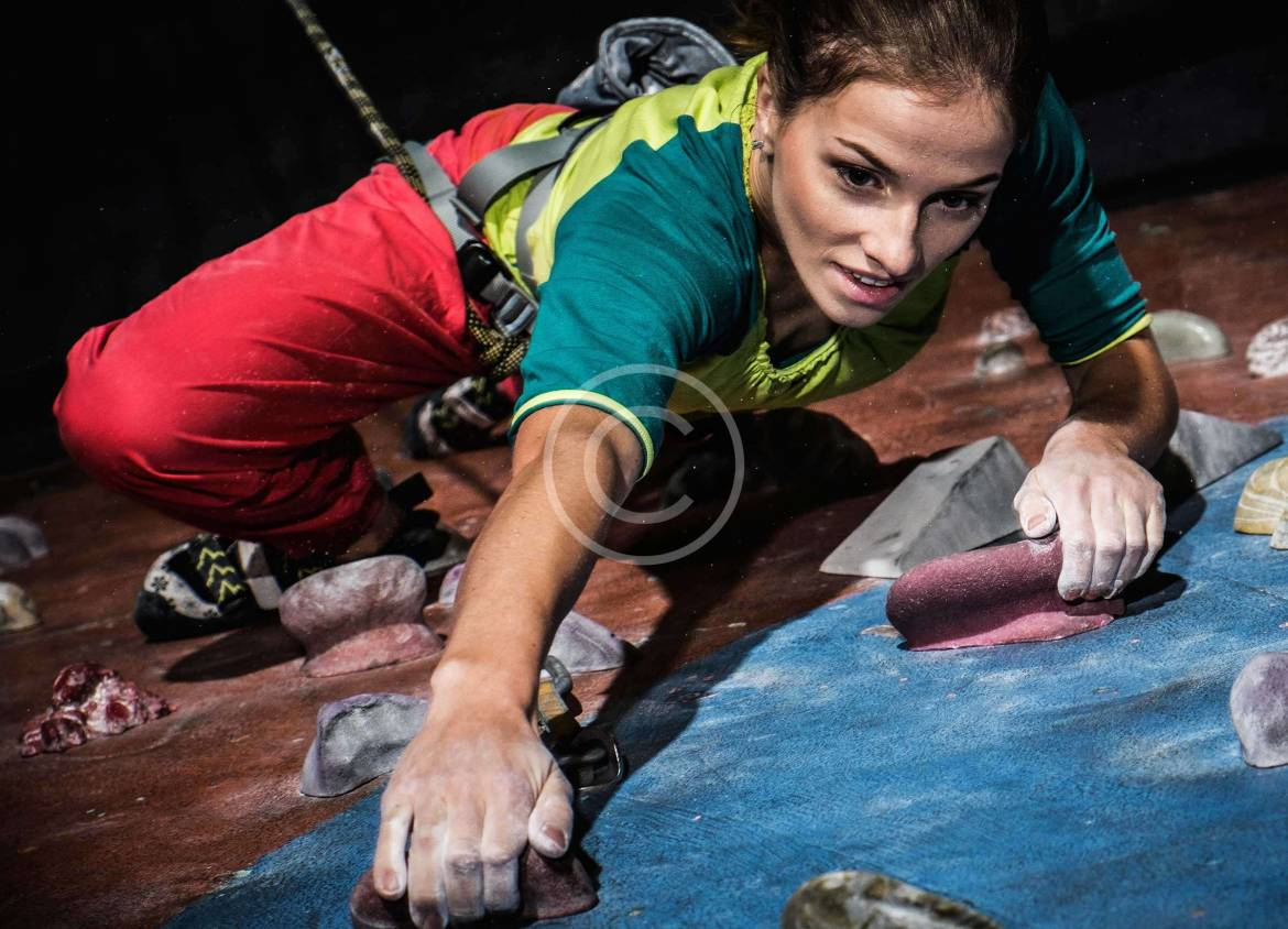Free Climbing Tips: Why Get Stronger When You Can Get Better?